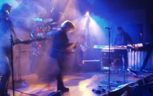 Concert in Partille, Sweden on April 26:th, 2003
