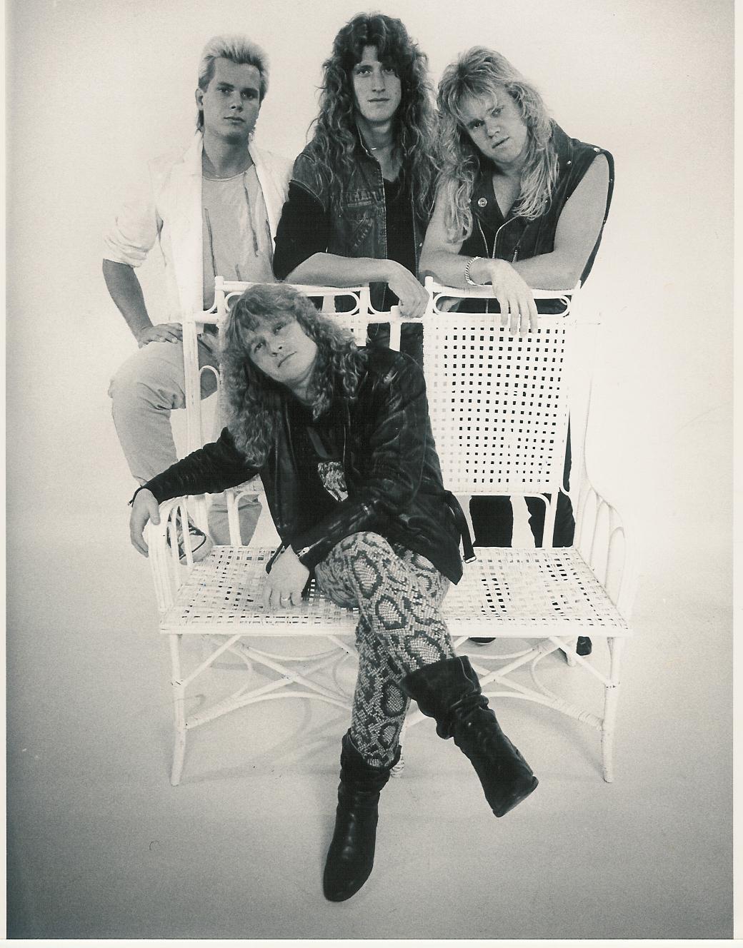 Gruppbilder Danne 1981-85