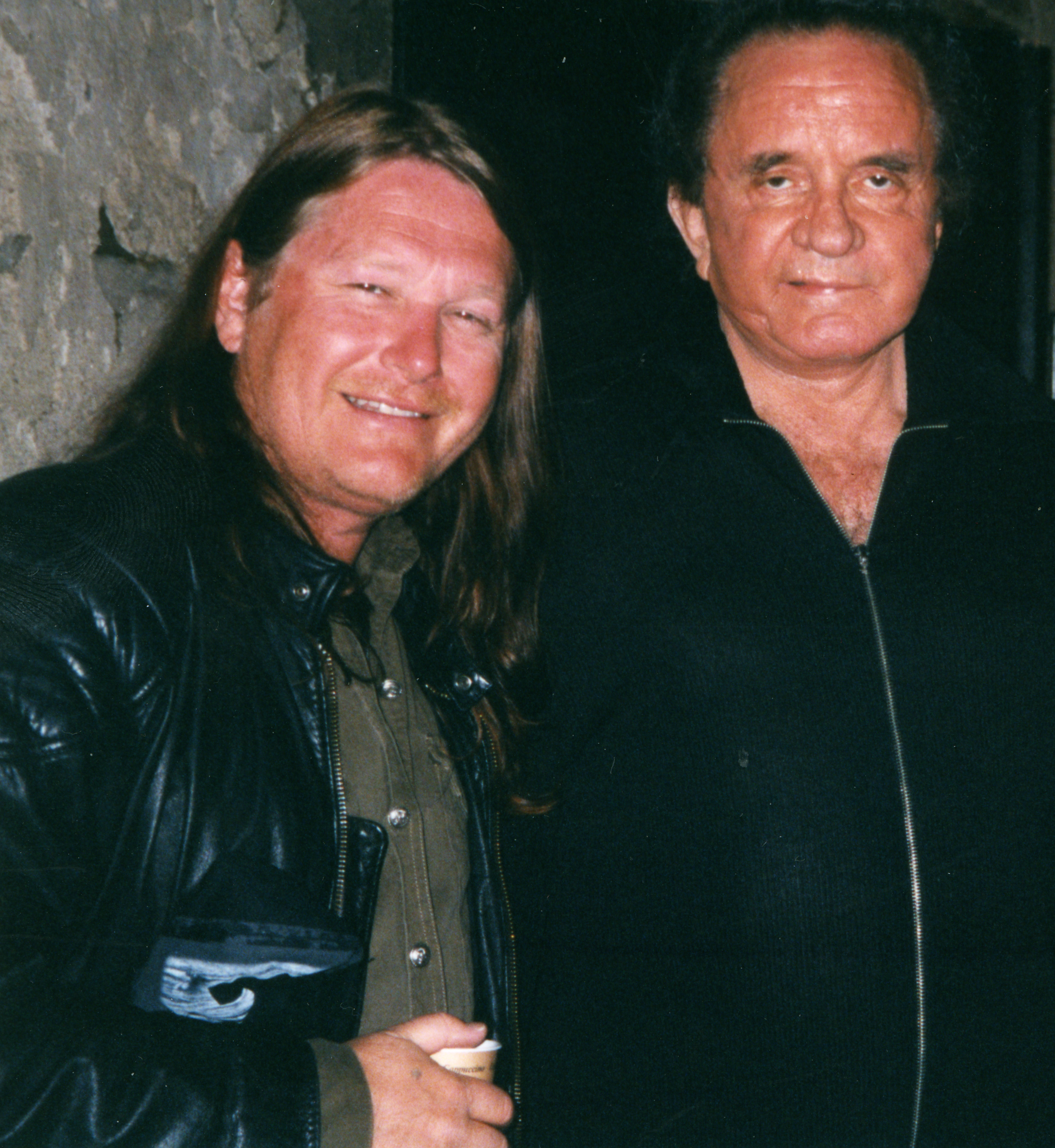 Ulf och Jonny Cash